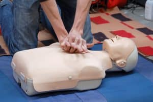 workplace cpr training richmond va